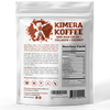 7 Pack - Kimera Koffee Original, Dark, Amber & Focus (12oz) + Dragon, Samurai & Butterfly Creamers (8oz)