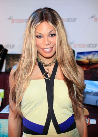 Laverne Cox Of Orange Is The New Black Wears T. Victoria Jewelry