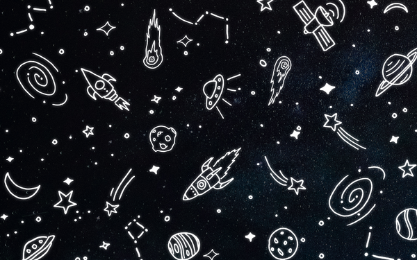 10 Space-Themed Wallpapers For Your Phone