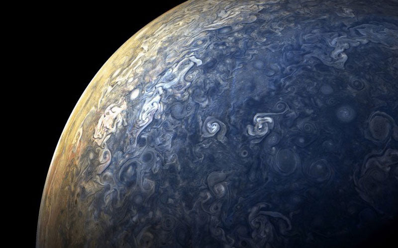 Stunning New Photos Of Jupiter
