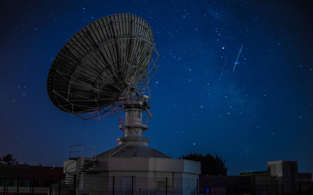 Mysterious Radio Signals Detected in Deep Space