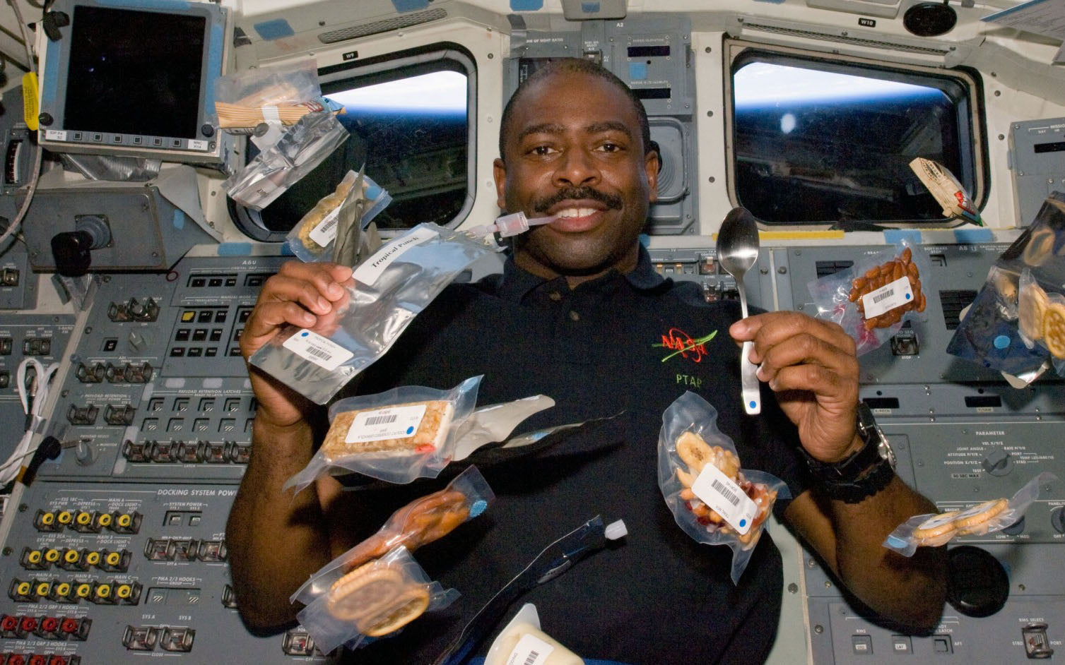 Space Food 101: What Do Astronauts Really Eat In Space?