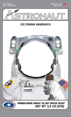Design Your Astronaut Packaging
