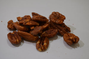 Roasted Cajun Spiced Pecans