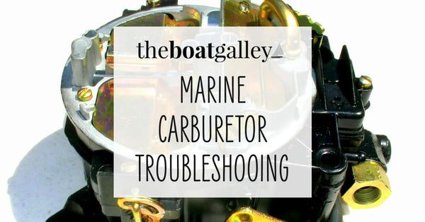 Carburetor Troubleshooting