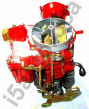MARINE CARBURETOR ROCHESTER 2 BBL V6 4.3 VOLVO PENTA 432A 1993 REPLACES 856845 - Marine Carburetors