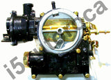 MARINE CARBURETOR 2 BARREL ROCHESTER 2GC 4 CYL MERCRUISER 7040080 ELECTRIC CHOKE - Marine Carburetors