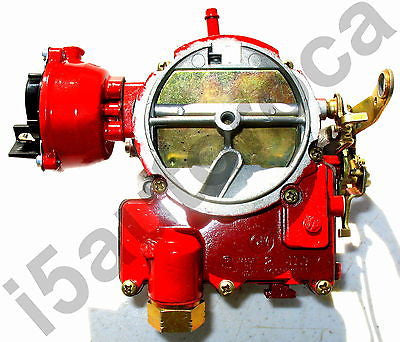 MARINE CARBURETOR ROCHESTER 2 BBL V8 5.0 VOLVO PENTA 500A 1989 REPLACES 856845 - Marine Carburetors