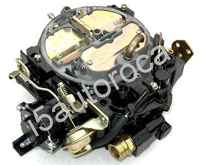 MARINE CARBURETOR ROCHESTER QUADRAJET 488 224 L4 REPLACE 1347-8460A3 ELEC CHOKE - Marine Carburetors