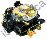 MARINE CARBURETOR 300 MR/TRS 4BBL QUADRAJET 350 CID 5.7 L 1347-7498A7 ELEC CHOKE - Marine Carburetors