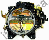 MARINE CARBURETOR 4BBL 454 QUADRAJET MCM 400HP 1347-804625R02 ELECTRIC CHOKE - Marine Carburetors