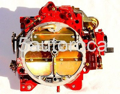 MARINE CARB QUADRAJET VOLVO OMC 350 REPLACES HOLLEY - Marine Carburetors
