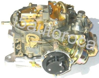 MARINE CARBURETOR QUADRAJET CHRYSLER 360 ELECTRIC CHOKE DICHROMATE 17084116 - Marine Carburetors
