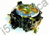 MARINE CARBURETOR 4MV 4BBL QUADRAJET 340HP MIE 454 ENG.  REPLACES 1347-804626R02 - Marine Carburetors