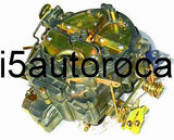 MARINE CARBURETOR MCM/MIE 330 ROCHESTER QUADRAJET REPLACES 1347-8291 DICHROMATE - Marine Carburetors