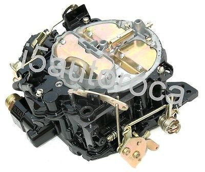 MARINE CARBURETOR 4 BARREL QUADRAJET 262 CID 4.3LX 1347-804623R02 ELECTRIC CHOKE - Marine Carburetors