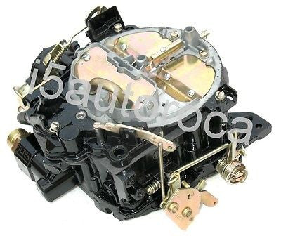 MARINE CARBURETOR QUADRAJET 4 BARREL REPLACES SIERRA 18-7605-1 ELECTRIC CHOKE - Marine Carburetors