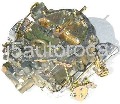 MARINE CARBURETOR QUADRAJET 17084116 CHRYSLER 318 ELECTRIC CHOKE DICHROMATE - Marine Carburetors