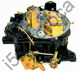 MARINE CARBURETOR 4BBL QUADRAJET 370HP MCM 454 1347-804625R02 ELECTRIC CHOKE - Marine Carburetors
