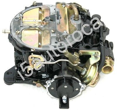 MARINE CARBURETOR ROCHESTER QUADRAJET 4 3 LITER REPLACES 17084516 ELECTRIC  CHOKE