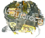 MARINE CARBURETOR 4BBL 4MV QUADRAJET 7.4L MIE 454 REPLACES 17080560 DICHROMATE - Marine Carburetors