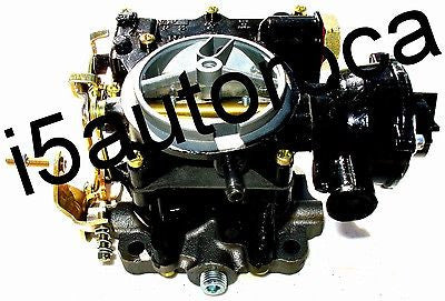 MARINE 2 BBL CARBURETOR ROCHESTER 2GC 4CYL MERCRUISER 1336-3594A1 ELECTRIC CHOKE - Marine Carburetors