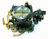 SET OF 2 MARINE CARBURETORS 2BBL ROCHESTER 5.7L V8 350CID MERCARB RPL MERCRUISER - Marine Carburetors
