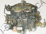 MARINE CARBURETOR 4 BBL QUADRAJET 185 HP 229 V6 REPLACES 3300-8886A2 DICHROMATE - Marine Carburetors