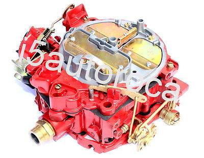 MARINE CARBURETOR ROCHESTER QUADRAJET VOLVO-PENTA 5.7 L 350 REPLACES 841047-4 - Marine Carburetors