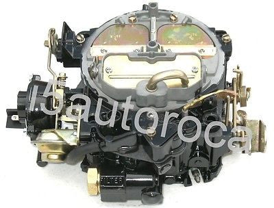 MARINE CARBURETOR QUADRAJET FOR OMC ELECTRIC 5.0 305 - Marine Carburetors