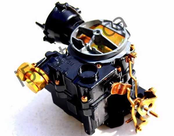MARINE CARBURETOR 4 CYL 3.0 2 BARREL ROCHESTER MERCARB REPLACEMENT 3310-807504A1 - Marine Carburetors