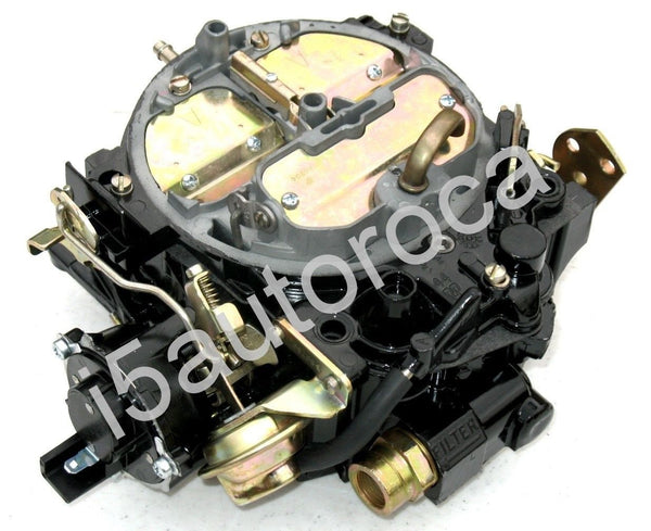 MARINE CARBURETOR ROCHESTER QUADRAJET MERCRUISER 454 7.4L V8 ENG ELECTRIC CHOKE - Marine Carburetors