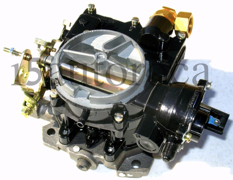 MARINE CARBURETOR 4 CYLINDER 2 BARREL ROCHESTER MERCARB REPLACEMENT 3.0L 807504 - Marine Carburetors