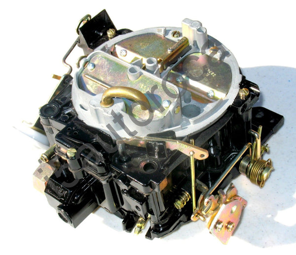 MARINE CARBURETOR QUADRAJET 4MV REPLACES ROCHESTER 17086115 CHRYSLER 360 ENGINE - Marine Carburetors