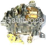 MARINE CARBURETOR QUADRAJET ROCHESTER 4MV 17086115 CHRYSLER 318 ENG DICHROMATE - Marine Carburetors