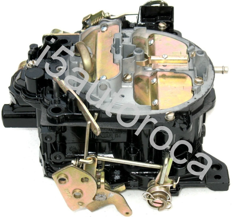 MARINE CARBURETOR ROCHESTER QUADRAJET REPLACE 17083522 ELECTRIC CHOKE 4CYL 3.7L - Marine Carburetors