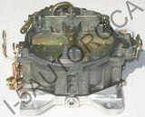 MARINE CARBURETOR 4 BBL QUADRAJET 4MV 454 CID 400 HP 1347-804625R02 DICHROMATE - Marine Carburetors