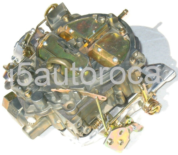 MARINE CARBURETOR QUADRAJET FOR CHRYSLER 318 ELECTRIC CHOKE DICHROMATE 17084115 - Marine Carburetors