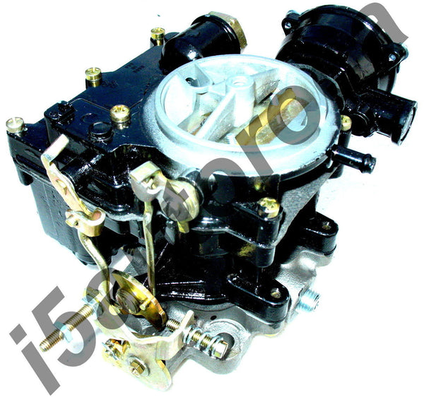 MARINE CARBURETOR 2 BARREL ROCHESTER 2GC MERCRUISER MCM120 7040082 ELEC. CHOKE - Marine Carburetors