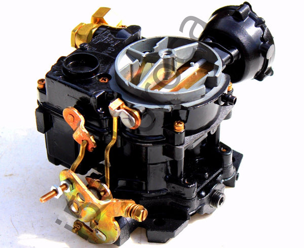 MARINE CARBURETOR 4 CYL 3.0 2 BARREL ROCHESTER MERCARB REPLACEMENT 9562A 2 - Marine Carburetors