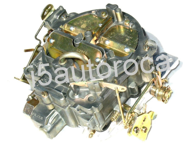MARINE CARBURETOR QUADRAJET ROCHESTER 4MV 17084001 CHRYSLER 360 ENG DICHROMATE - Marine Carburetors