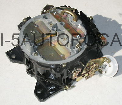 MARINE CARBURETOR 4 BARREL ROCHESTER QUADRAJET 350 5.7L MCM 255 1347-8289A1 MERC - Marine Carburetors