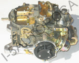 MARINE CARBURETOR 4BBL QUADRAJET MERC 305 5.0 MIE 230 ELECTRIC CHOKE DICHROMATE - Marine Carburetors