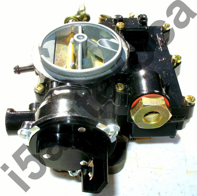 MARINE CARBURETOR ROCHESTER 2GC 4 CYL MERCRUISER SIERRA 18-7610-1 ELECTRIC CHOKE - Marine Carburetors
