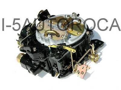 MARINE CARBURETOR QUADRAJET 454 CRUSADER ELECTRIC CHOKE - Marine Carburetors