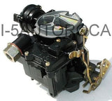 MARINE CARBURETOR 2 BARREL ROCHESTER 2GC MCM 470 1376-5990 ELECTRIC CHOKE - Marine Carburetors