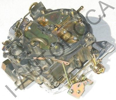 MARINE CARBURETOR ROCHESTER QUADRAJET 454 CRUSADER 7.4 ELECTRIC CHOKE DICHROMATE - Marine Carburetors