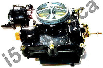 MARINE CARBURETOR 2 BBL ROCHESTER 2 GC 6 CYL MERCRUISER 1351-3635 ELECTRIC CHOKE - Marine Carburetors