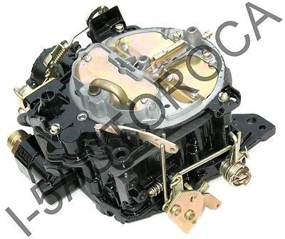 MARINE CARBURETOR ROCHESTER QUADRAJET ELECTRIC CHOKE UPGRADE 350 C.I. 5.7 L - Marine Carburetors