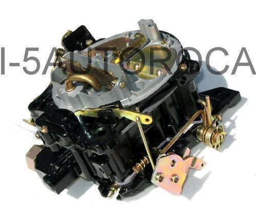 MARINE CARBURETOR 4 BARREL ROCHESTER QUADRAJET 454 7.4 MCM/MIE 330 17059290 MERC - Marine Carburetors
